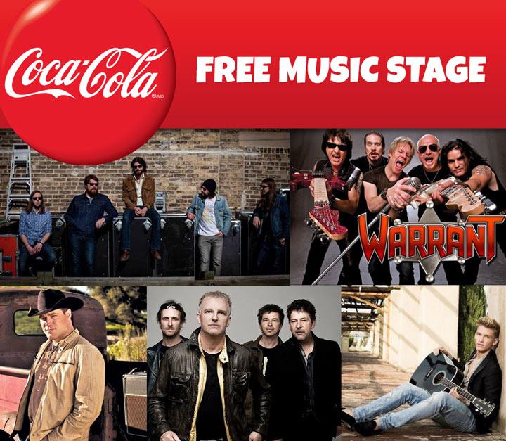 2014 Fair Concerts