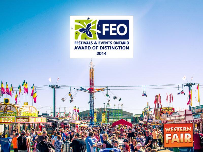 FEO Award Logo