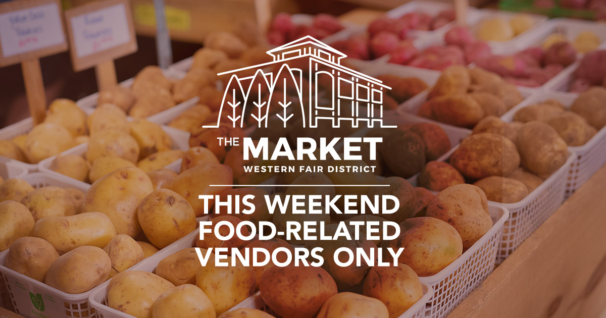 COVID-19 Update: The Market At Western Fair District