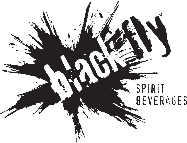 Black Fly Beverage Company Logo