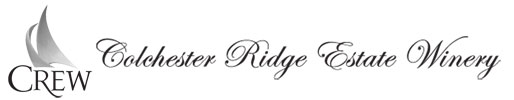 CREW Colchester Ridge Estate Winery Logo