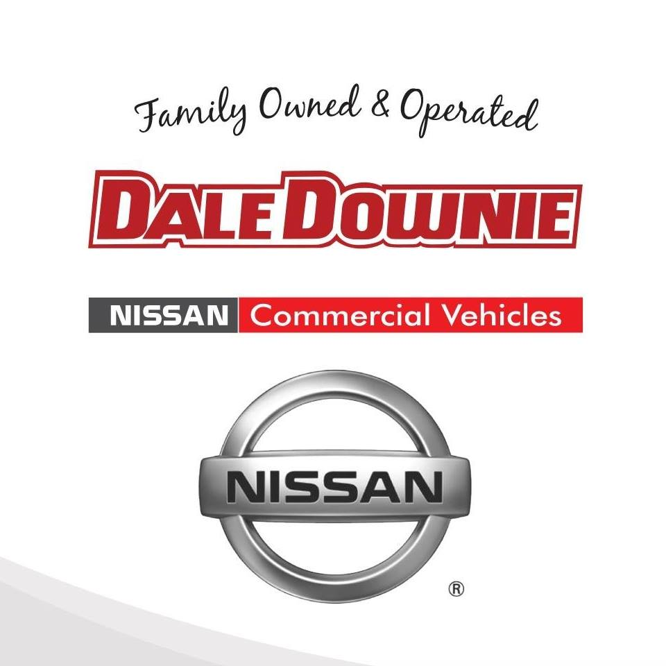 Dale Downie Nissan and Commercial Vehicles Logo