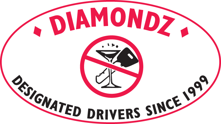 Diamondz Designated Drivers Logo