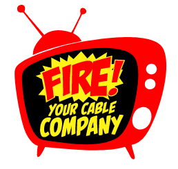 Fire Your Cable Guy Logo