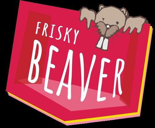 Frisky Beaver Logo