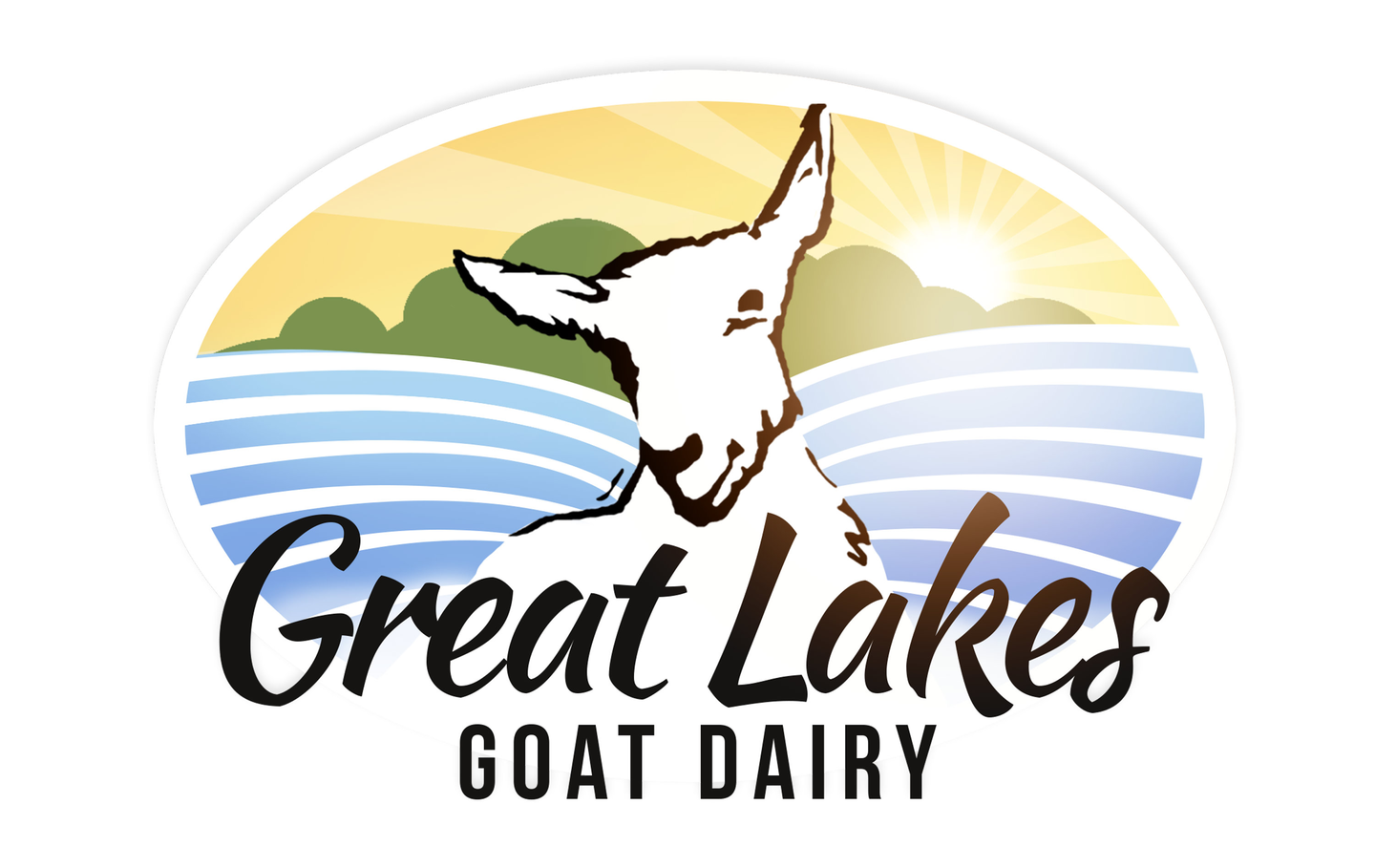 Great Lakes Goat Dairy Inc. Logo