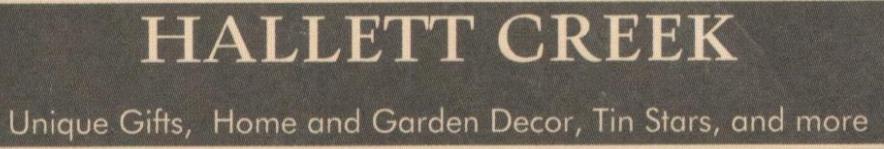 Hallett Creek Logo