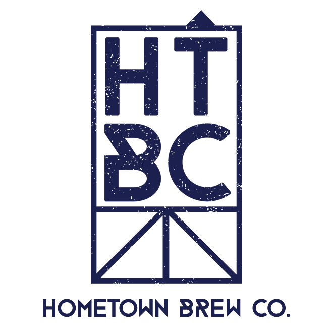 Hometown Brew Co Logo
