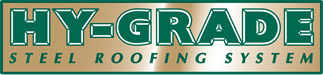 Hy-Grade Steel Roofing System Logo