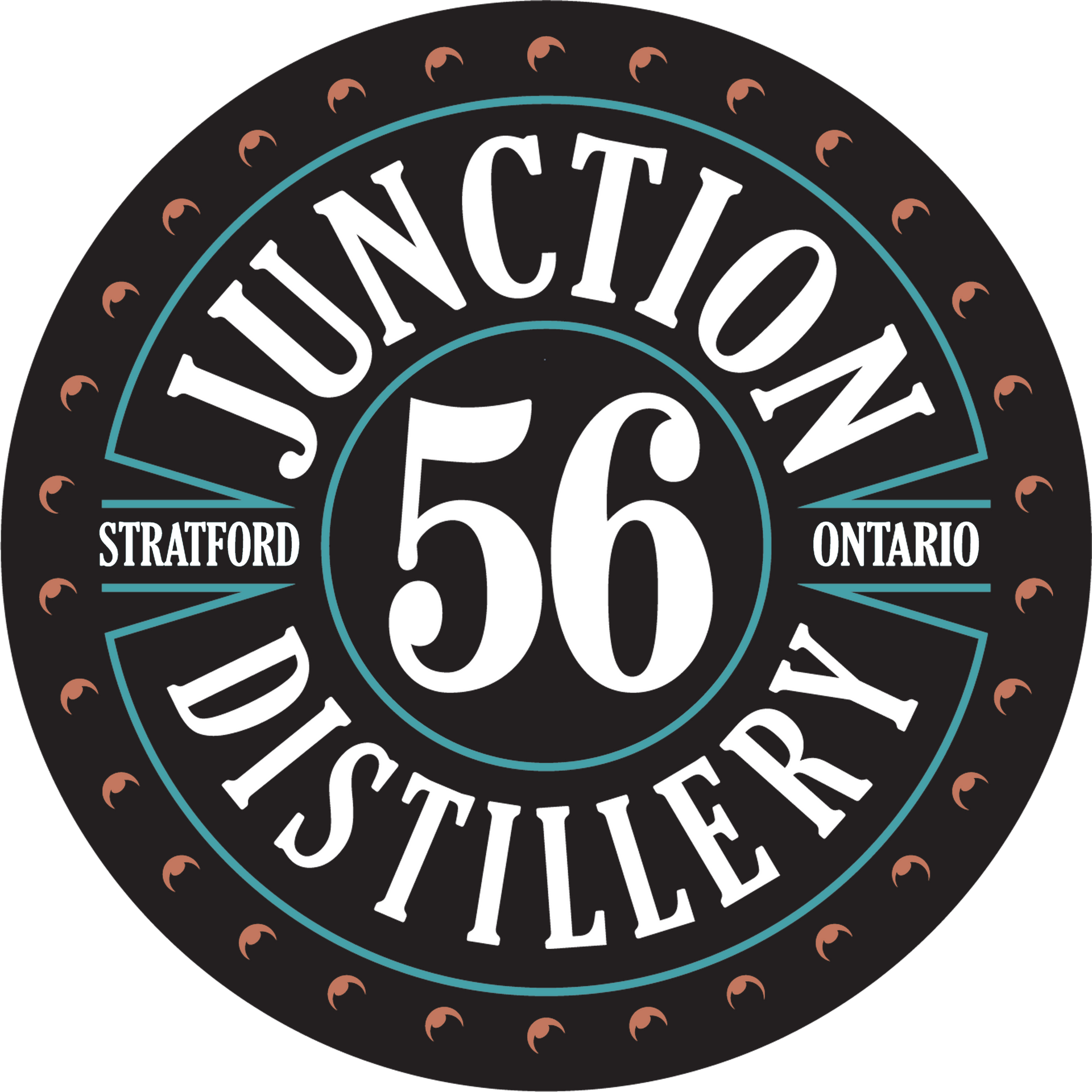 Junction 56 Distillery Logo