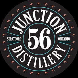 Junction 56 Distillery Logo