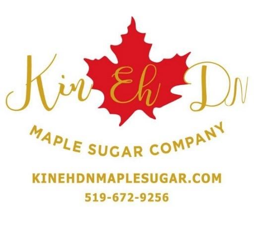 Kinehdn Maple Sugar Company Logo