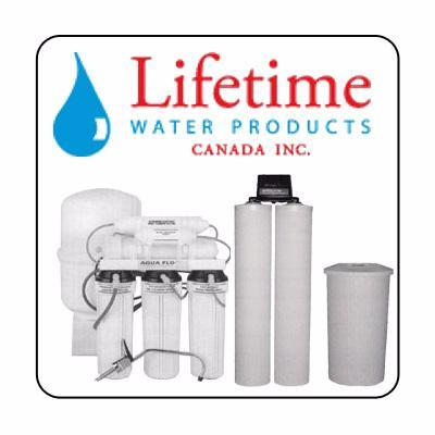 Lifetime Water Products Canada Inc. Logo