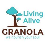 Living Alive Granola Logo