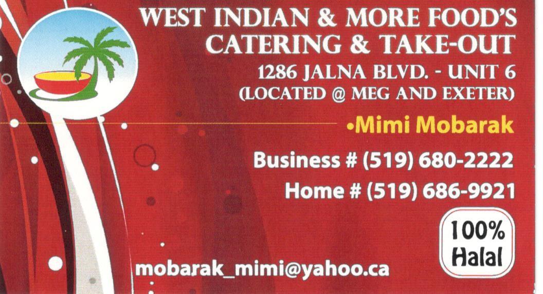 Mimi's West & East Indian & Guyanese Cuisine Logo