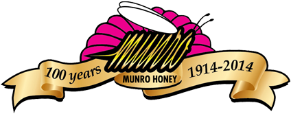 Munro Honey & Meadery Logo