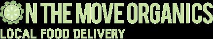On the Move Organics Logo