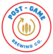 Post-Game Brewing Co. Logo