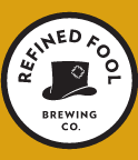 Refined Fool Brewing Co. Logo