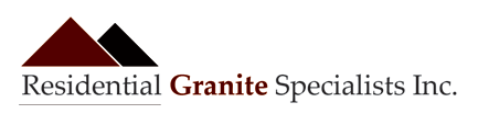 RGS - Residential Granite Specialists Logo
