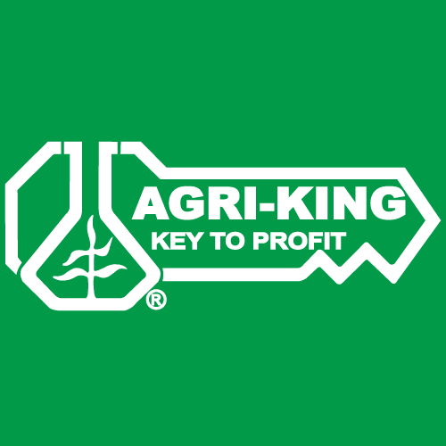Silo-King Forage Treatment c/o Agri-King Inc. Logo