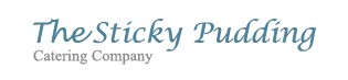 Sticky Pudding Catering Logo