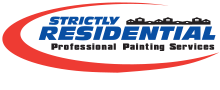 Strictly Residential Professional Painting Services Logo