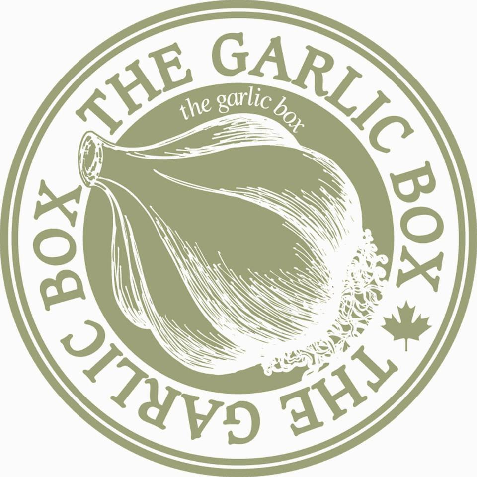 The Garlic Box Logo