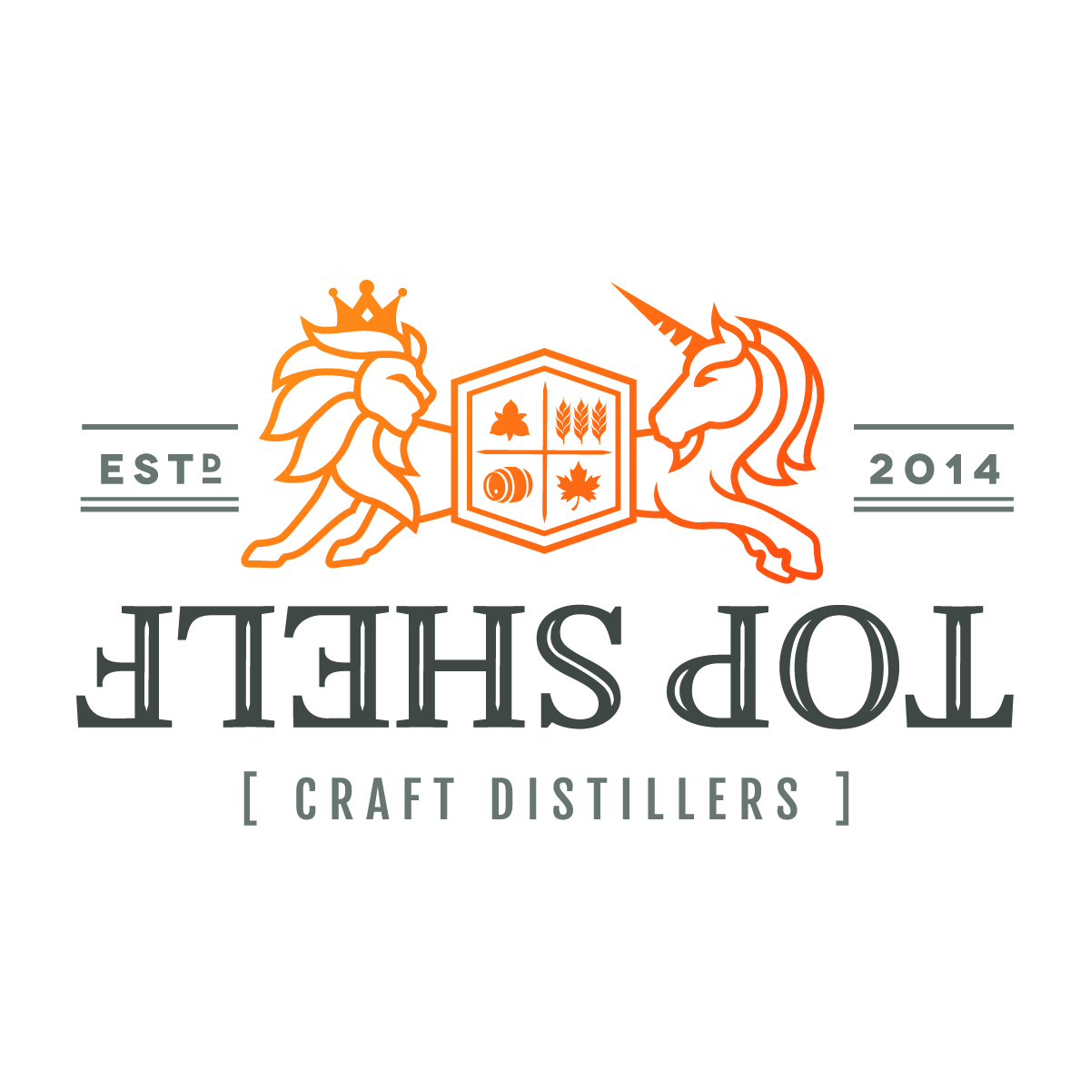 Top Shelf Distillers Logo