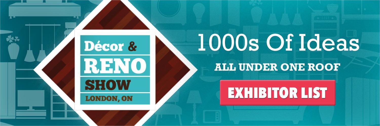 View exhibitor list