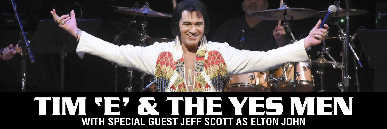 Elvis + Roy Headline Image