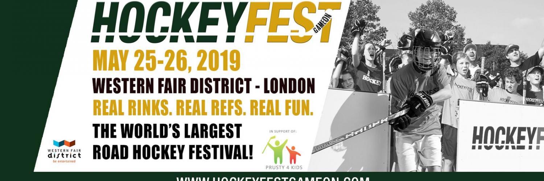 HockeyFest Banner