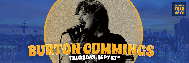 Burton Cummings & Band