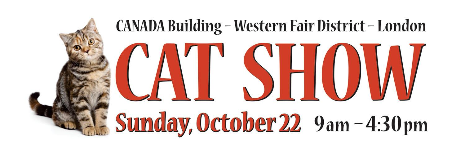 Cat Show Header Image