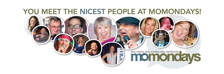 Momondays: you meet the nicest people at momondays