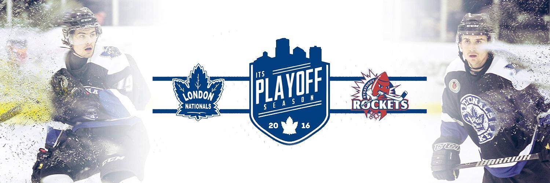 London Nationals Playoffs Round 1