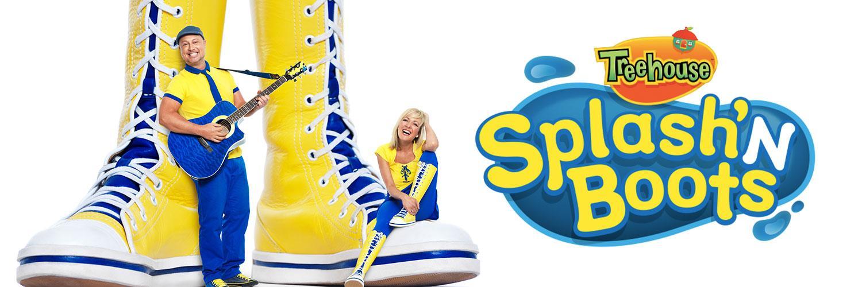 Splash N Boots Headline image