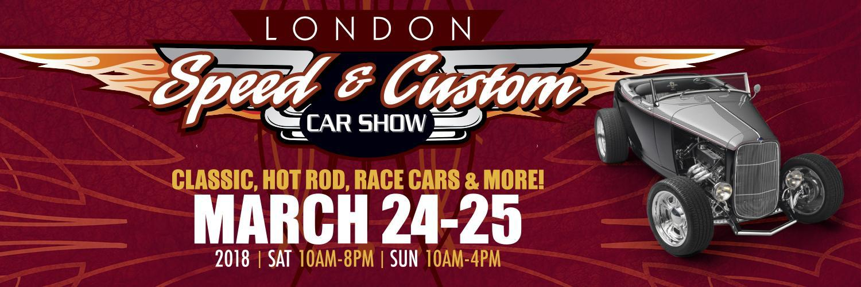 Speed & Custom Show Logo