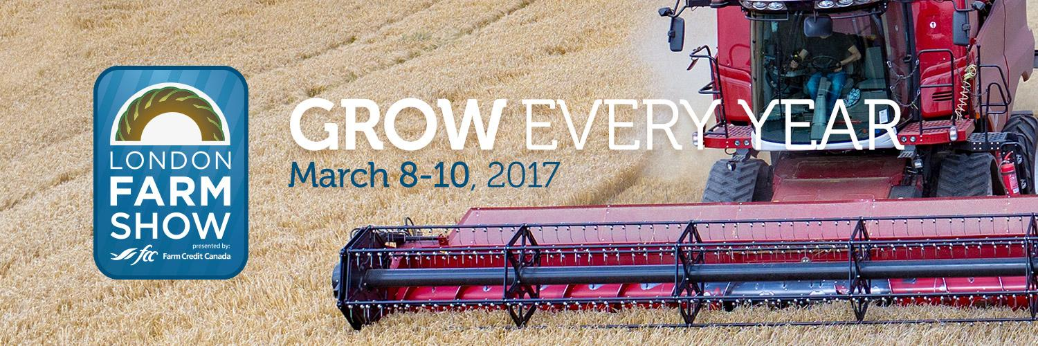 London Farm Show: March 8-10, 2017
