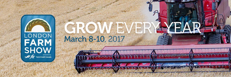 London Farm Show: March 8-10, 2017