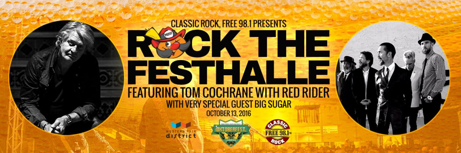 Rock the Festhalle