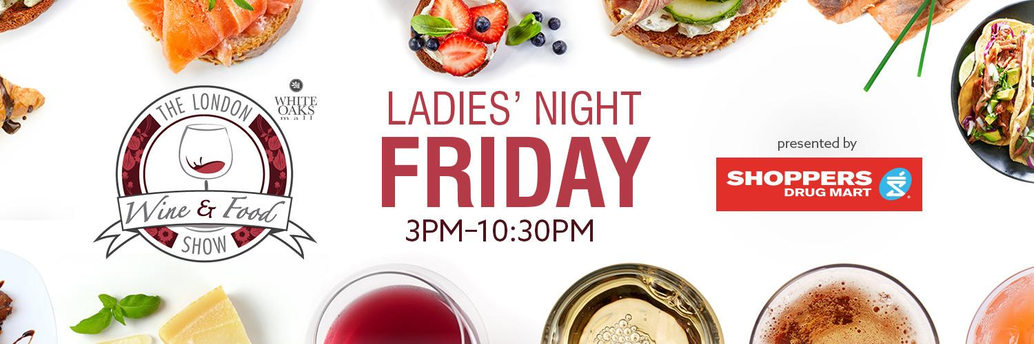 Ladies' Night Friday
