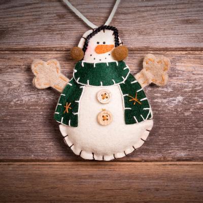 Snowman - Christmas Craft
