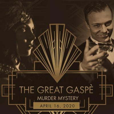Great Gaspe Murder Mystery
