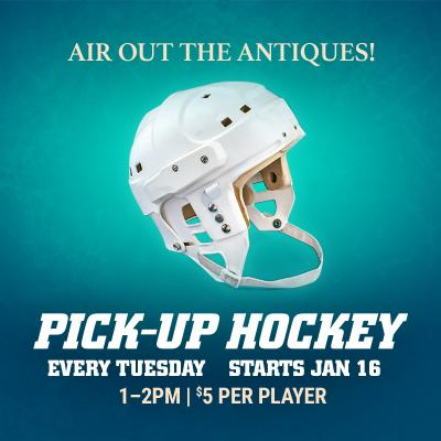 Pick-up Hockey