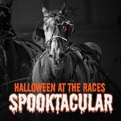 Raceway Halloween
