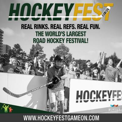 HockeyFest Homepage
