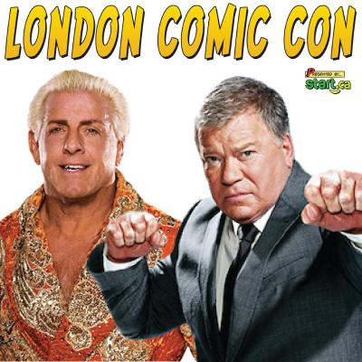 London Comic Con: Oct 13–15, 2017
