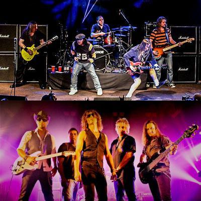 Tribute: AC/DC & BON JOVI