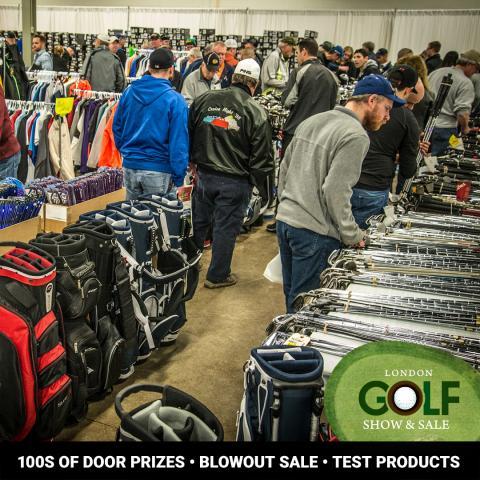 Golf Show & Sale